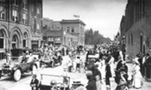Old Town Pocatello & Historic District Walking Tour