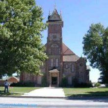 Paris Tabernacle Historical Site