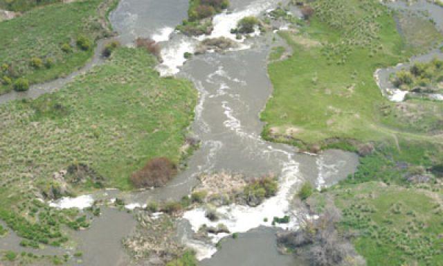 Portneuf Falls