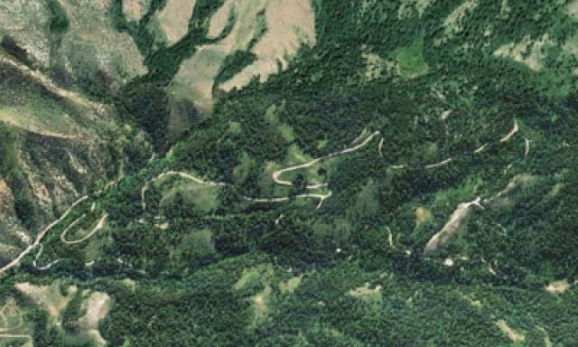Scout Mountain Area