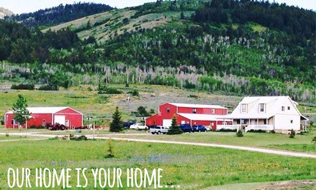 Bear Lake Ranch House