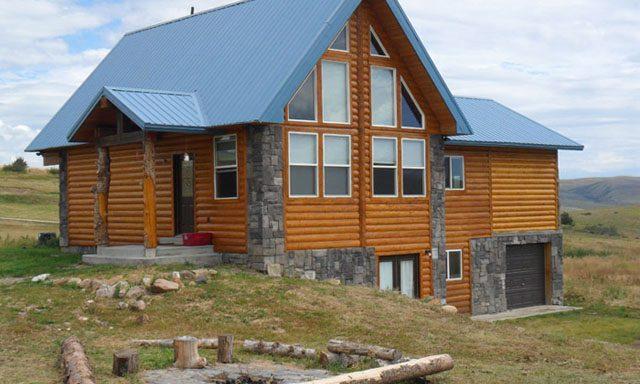 Blue Top Cabin