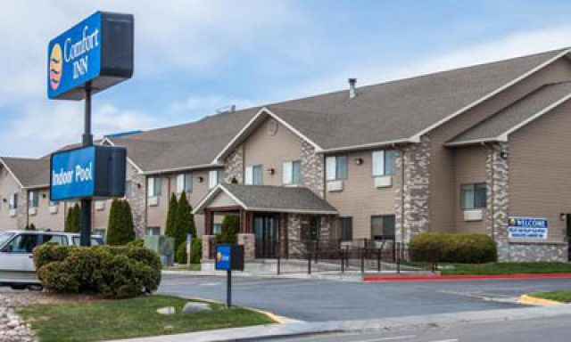 Comfort Inn – Pocatello