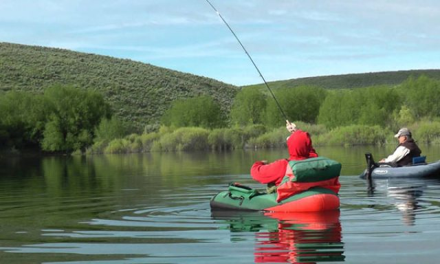 Daniel's Reservoir