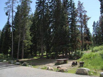 Emigration Campground