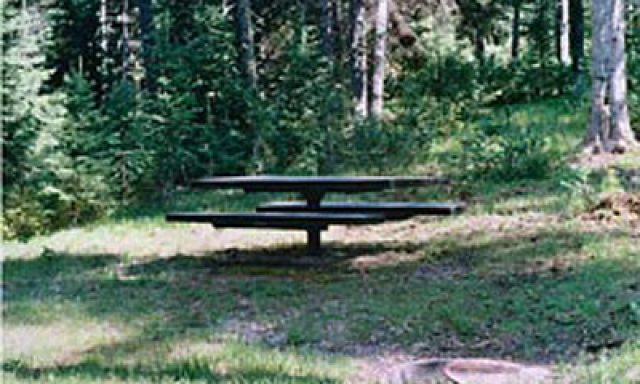Gravel Creek Campground