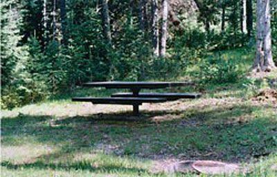 Gravel Creek Campground