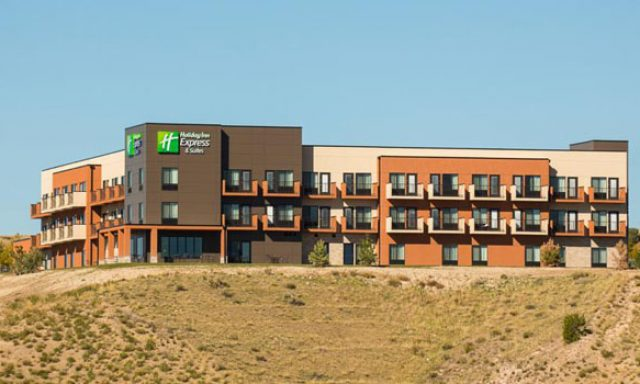 Holiday Inn Express and Suites Pocatello