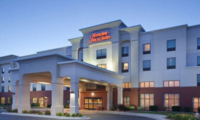 Hampton Inn and Suites – Pocatello