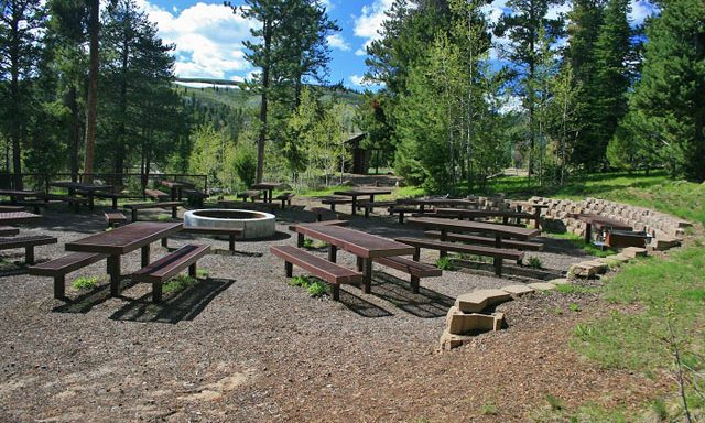 Porcupine Campground