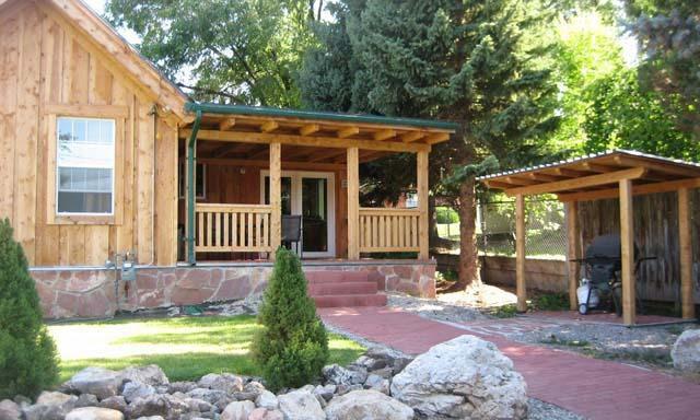 Rustic Inn Vacation Home