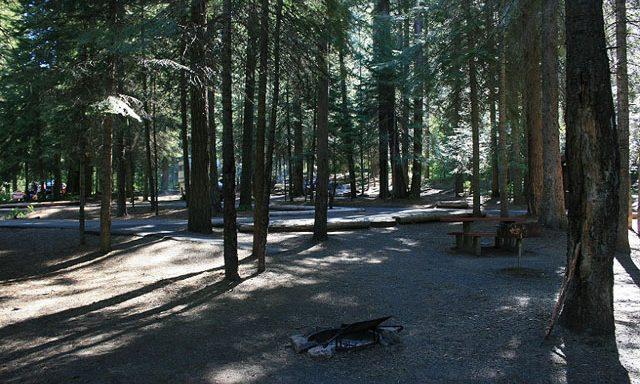 Sage Hen Flats Campground