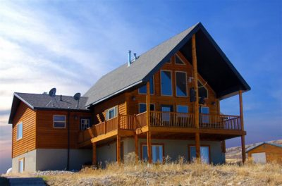 Stone Meadow Lodge at Bear Lake