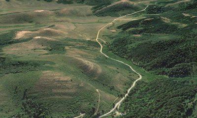 South Trail Canyon Trailhead