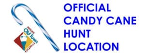 Expedition: Old Town Christmas Candy Cane Hunt & Santa