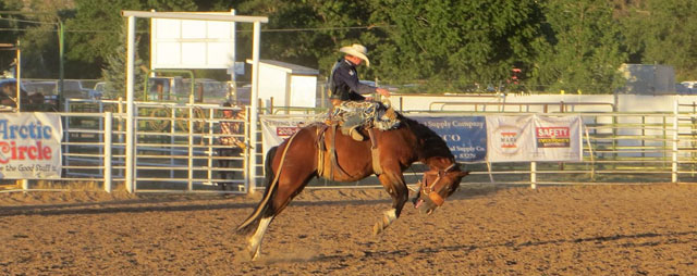 Caribou County Fair and Rodeo in Grace Idaho