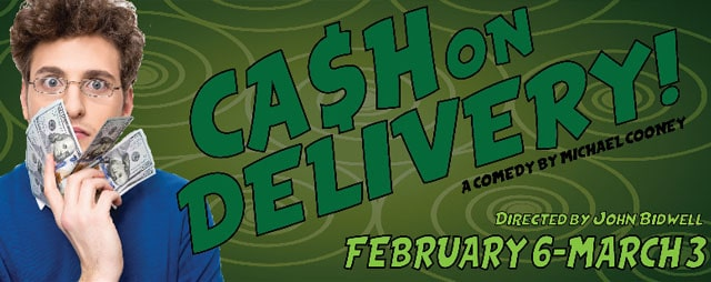 Cash on Delivery at the Palace Playhouse
