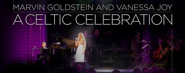 A Celtic Celebration with Marvin Goldstein and Vanessa Joy in Pocatello Idaho