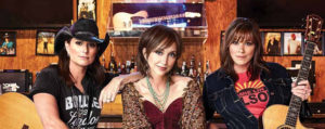Chicks with Hits concert with Terri Clark, Pam Tillis and Suzy Bogguss