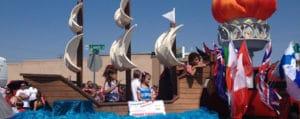 Chubbuck Days Parade