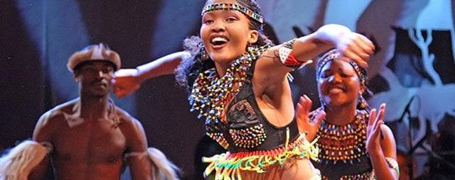 Cirque Zuma Zuma at Idaho State University Stephens Performing Arts Center