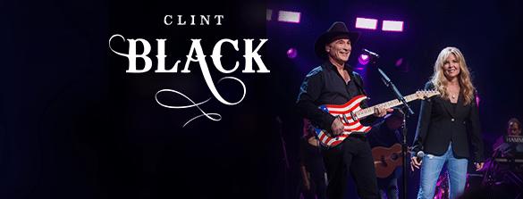 Clint Black at Fort Hall Casino