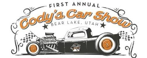 Cody's Car Show in Garden Ciity, Utah