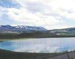 Reservoir near Malad Idaho