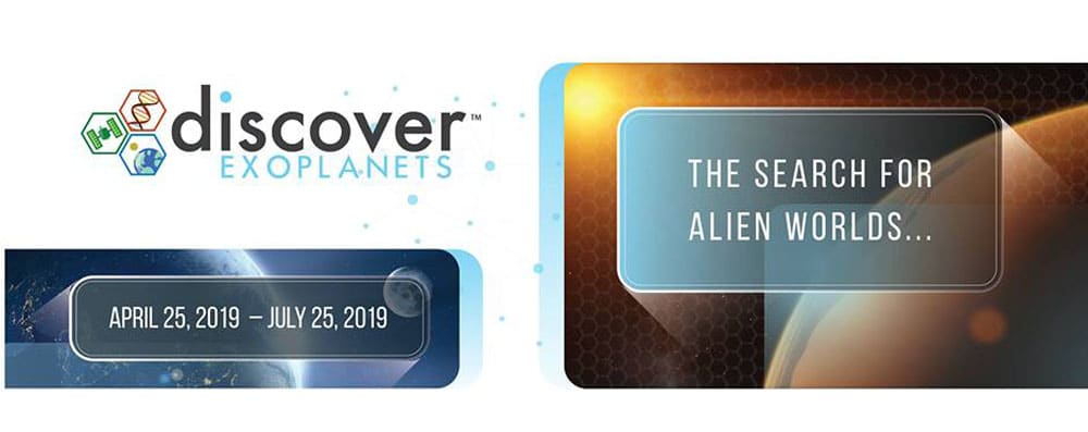 Discover Exoplanets: The Search for Alien Worlds