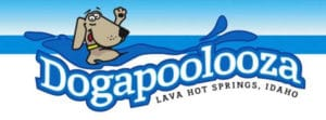 Dog-A-Pool-Ooza in Lava Hot Springs Idaho