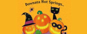 Downata Hot Springs Halloween Party