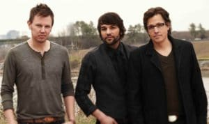 Due West Concert Brad Hull, Matt Lopez, and Tim Gates from Nashville, Tennessee