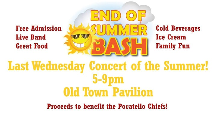 End of Summer Bash by Old Town Pocatello