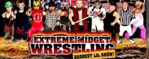 Extreme Midget Wrestling in Lava Hot Springs Idaho