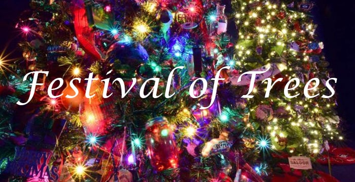 Bear Lake Festival of Trees, Wreaths, Nativity and Ginger Bread Houses