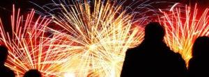 Fireworks in Southeast Idaho