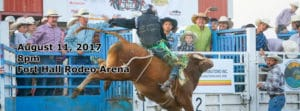 Fort Hall Bullriding Mayhem in Fort Hall Idaho