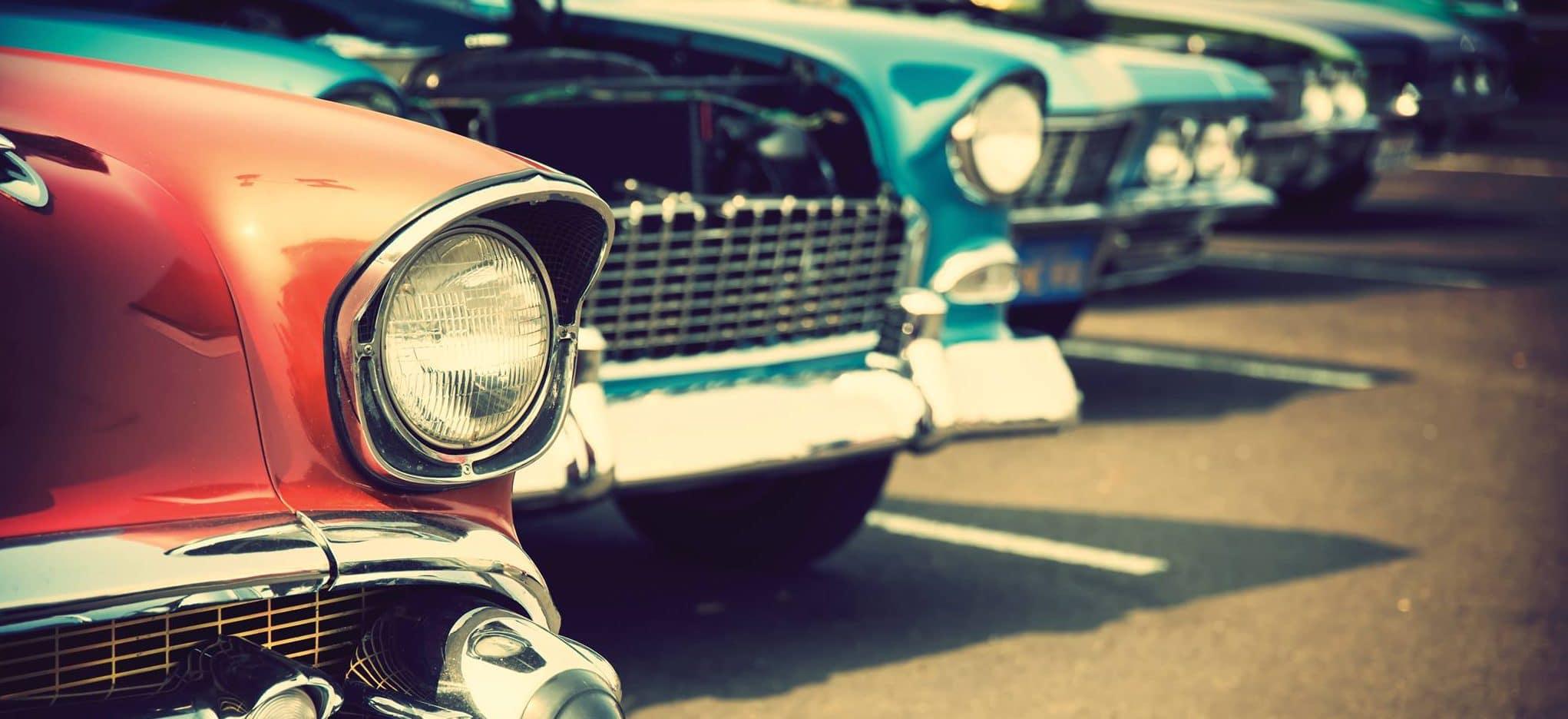 Fort Hall Casino Car Show