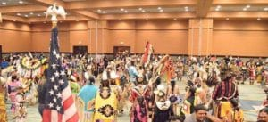 Annual Fort Hall Veterans Powwow