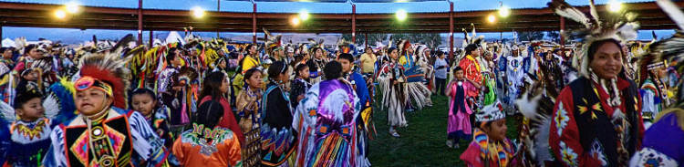 Click to see our Shoshone-Bannock Indian Festival 360 Tour
