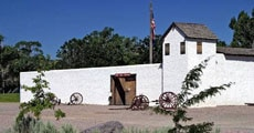 Fort Hall Replica in Pocatello