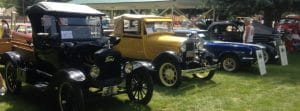 Franklin County Car Show in Preston Idaho