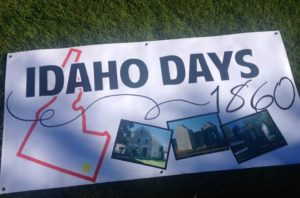 Idaho Days in Franklin, Idaho