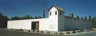 Fort Hall Replica in Pocatello Idaho
