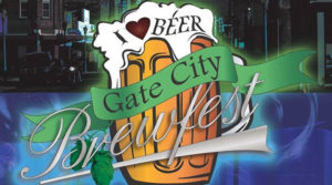 Annual Gate City Brewfest in Old Town Pocatello