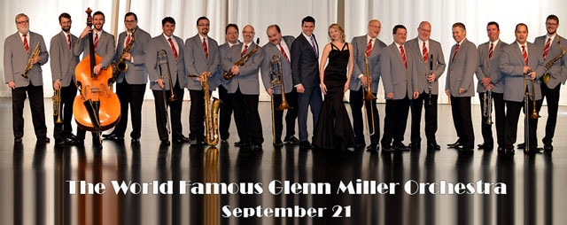 Glenn Miller Orchestra at the Blackfoot Performing Arts Center
