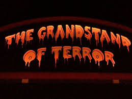 Grandstand of Terror Spook Alley