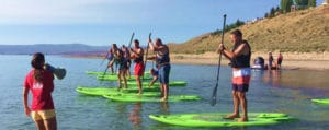 H3O Events - Kayak, Paddleboard, Swim at Bear Lake