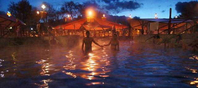 Steamy Idaho Hot Springs
