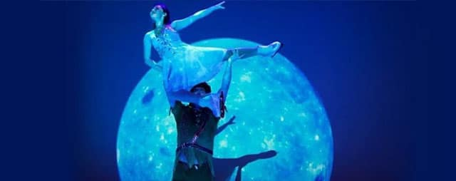 Spinning Tales of Peter Pan & Cinderella on Ice at the Idaho State University Stephens Performing Arts Center